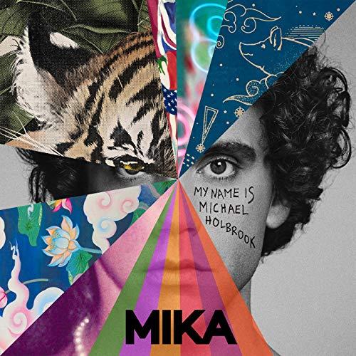El nuevo disco de Mika: My Name Is Michael Holbrook
