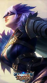 Natalia Midnight Raven Heroes Assassin of Skins