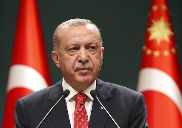 Erdogan Minta Warga Turki agar Boikot Produk Prancis
