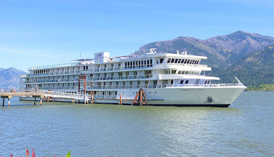 American Cruise Line's American Song on the Snake and Columbia River Cruises - American Cruise Line to Add Another Ship in 2021