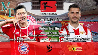 bayern vs union berlin