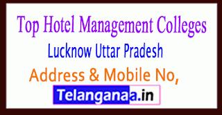 Top Hotel Management Colleges in Lucknow Uttar Pradesh