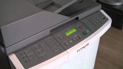 Download Lexmark X543 Driver Printer