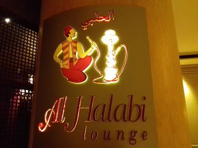 Restoran Tarbush dan Al Halabi menghidangkan makanan Arab yang best