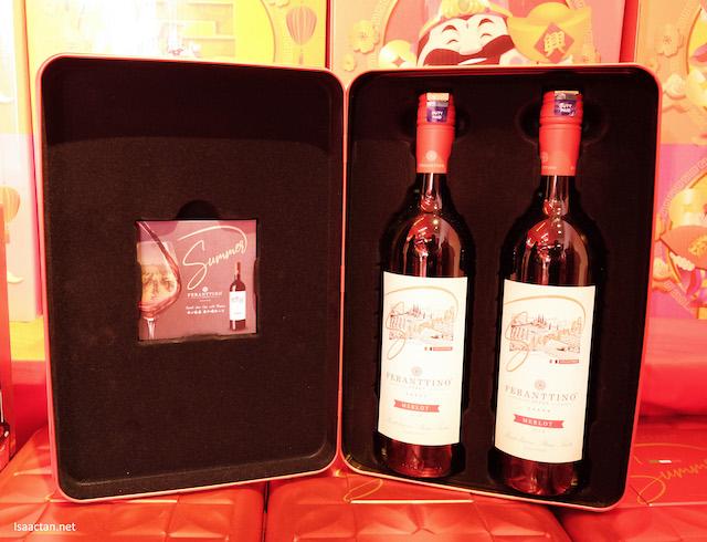 Feranttino Red Wine