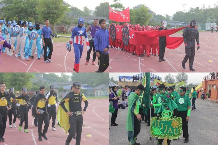 Kejohanan Balapan & Padang