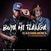 Dj A.D Mais Musica Feat. Antonio Marcos - Buya Hi Tlanga (Prod. Mr Dino)