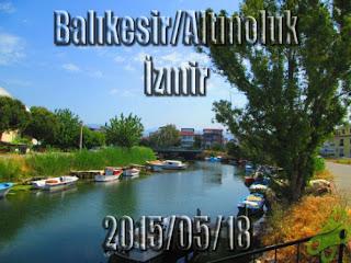 2015/05/18 Buralarda geziyorum bisiklet turu (BGBT) 4. Gün (Balıkesir/Altınoluk - İzmir)