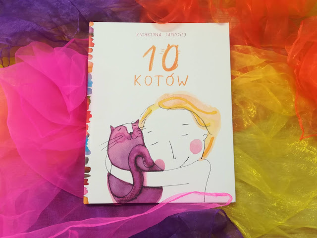10 kotów - Katarzyna Samosiej