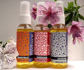 Zapachowe olejki arganowe