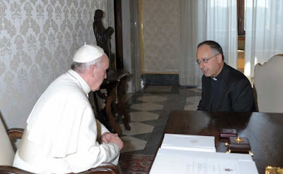 Spadaro and Pope