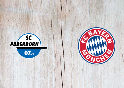 Paderborn vs Bayern München -Highlights 28 September 2019