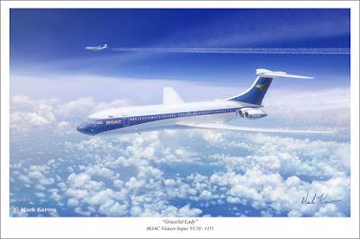 Vickers Super VC10