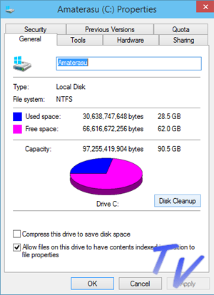 Disk CleanUp 2