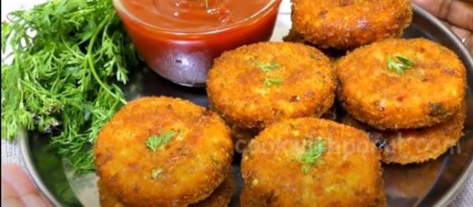 Aloo kabab recipe in hindi : घर पर बनाएं आसानी से कच्चे आलू से बनने वाले ये कबाब