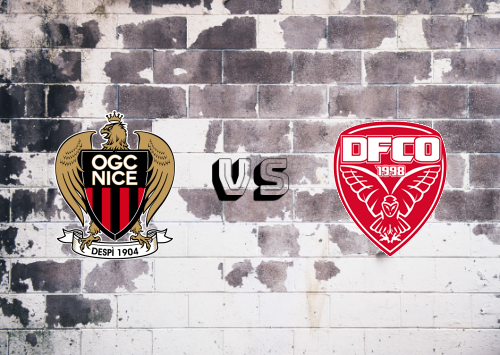 Nice vs Dijon FCO  Resumen
