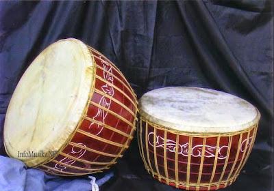 Alat Musik Tradisional Gendang Melayu ( Asal Daerah : Bangka Belitung)