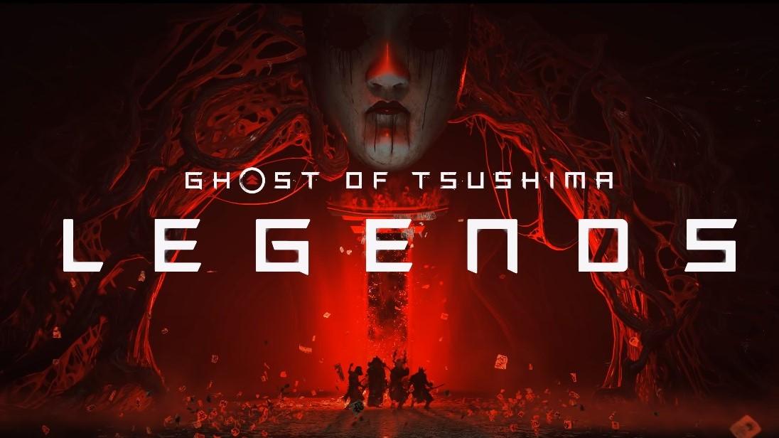 multijugador Ghost of Tsushima Legends