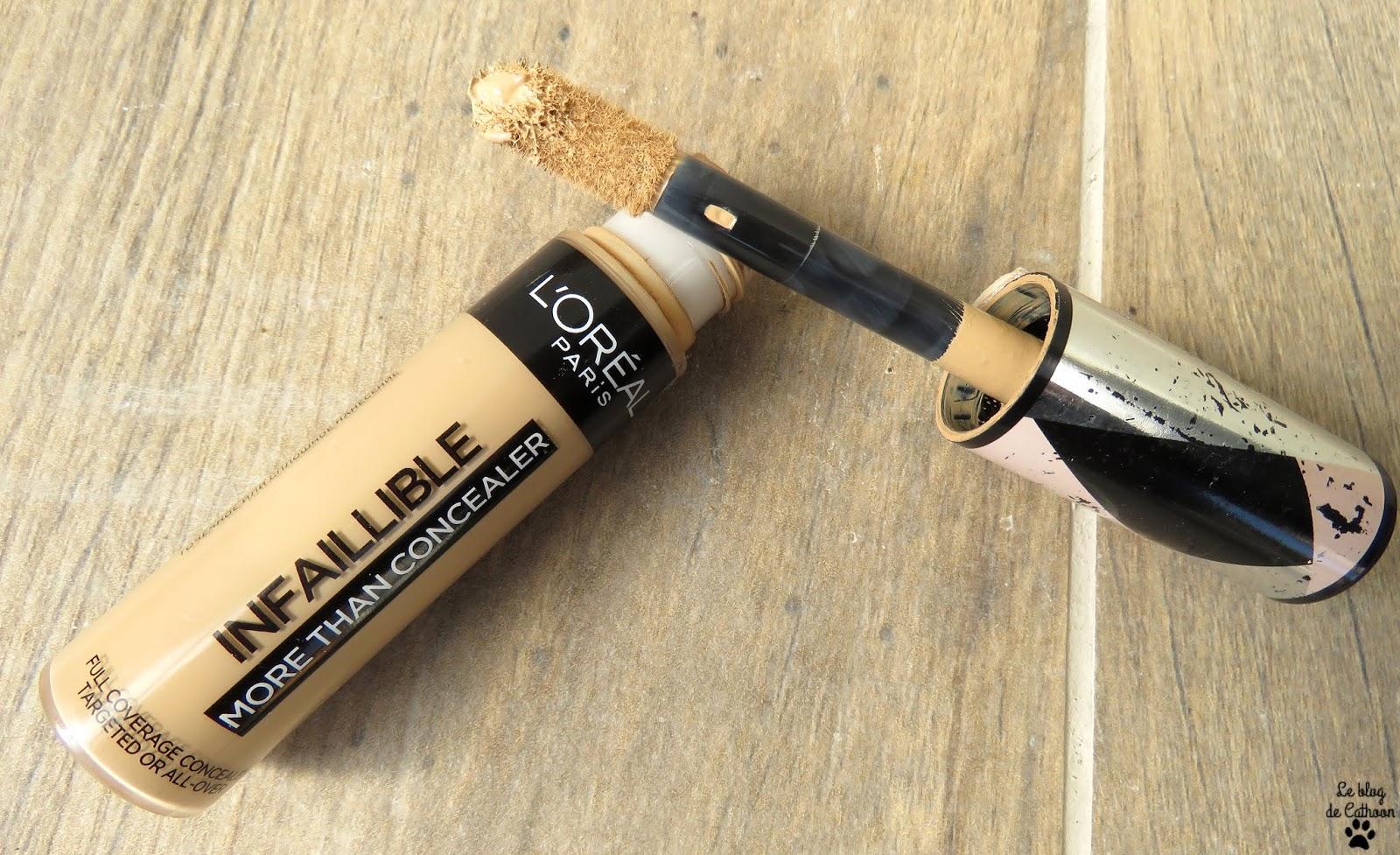 Infaillible More Than Concealer - 324 Avoine - L'Oréal