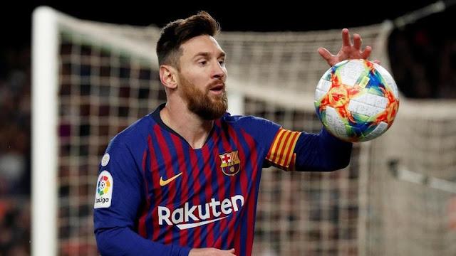 Messi Akan Selamanya di Barcelona