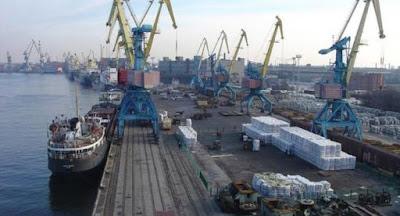 Херсонський морський порт передано в концесію грузинській компанії