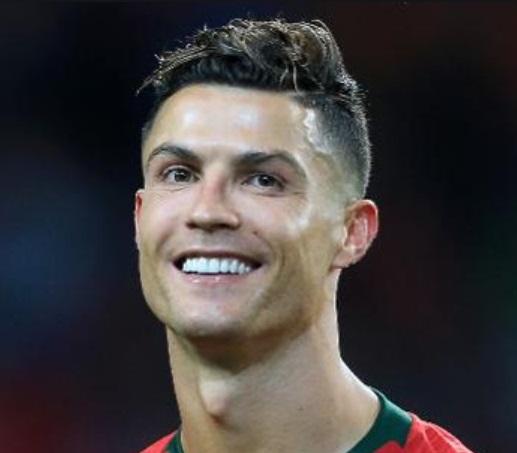 Cristiano Ronaldo annual salary 2020
