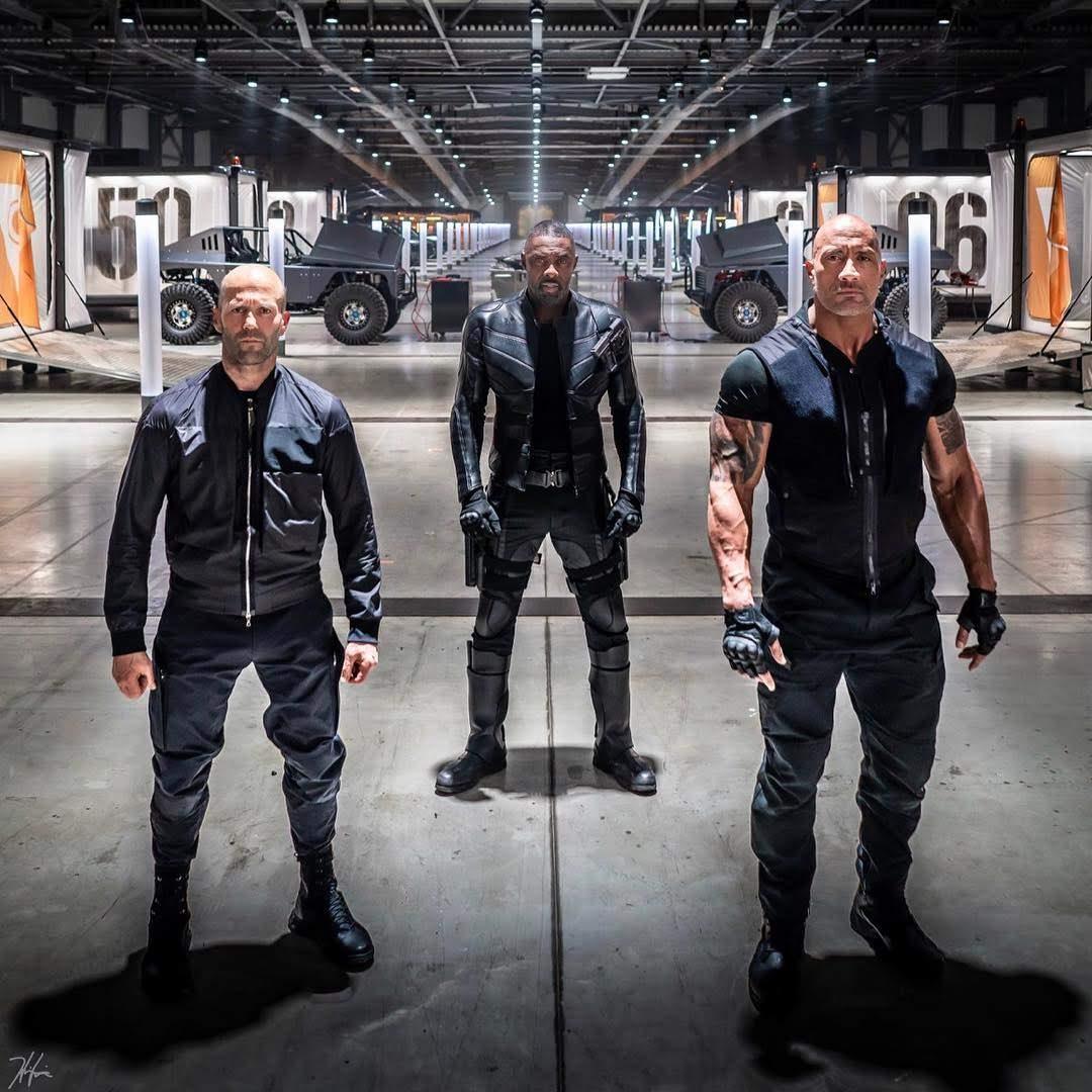 Hobbs & Shaw : ドウェイン・ジョンソンとジェイソン・ステイサムが主演をつとめる「ワイルド・スピード」の最新作「ホブス&ショウ」が、スーパーボウル・スポットをリリース ! !