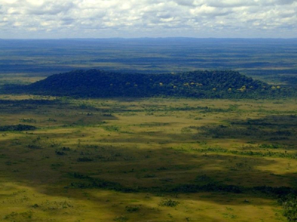 PARQUE NACIONAL DOS CAMPOS AMAZÔNICOS NOS ESTADOS DO AMAZONAS E RONDÔNIA