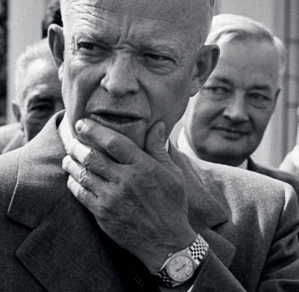 president eisenhower and the nato essay In this lesson, you will learn about the eisenhower doctrine you'll find out why president eisenhower issued this policy, what the policy actually.