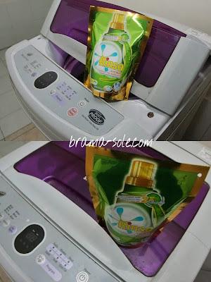 Pentingnya Menjaga Pakaian dan Mesin Cuci Tetap Bersih