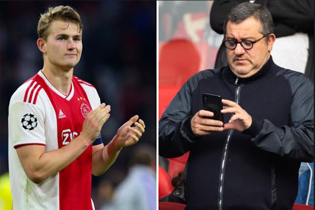 """""""Siêu cò"""" đến PSG, """"bom tấn"""" De Ligt sắp nổ: MU, Barca giật mình"""