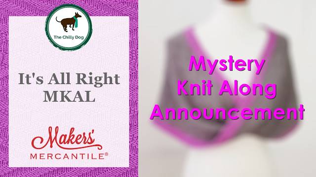 It's All Right Mystery Knit Along Announcement