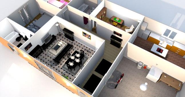 تحميل برنامج تصميم منازل عربي مجانا