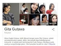 16 Fakta Menarik Tentang Gita Gutawa Seorang Aktris Dan Penyanyi Indonesia
