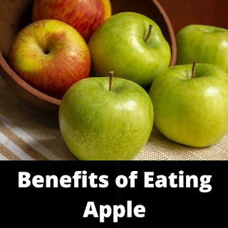 benefits of eating apple