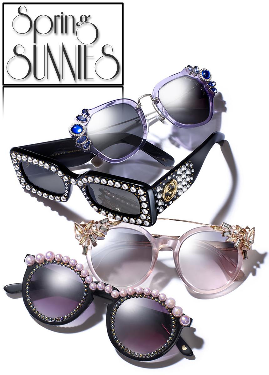 Net-A-Porter Spring 2017 Sunglasses