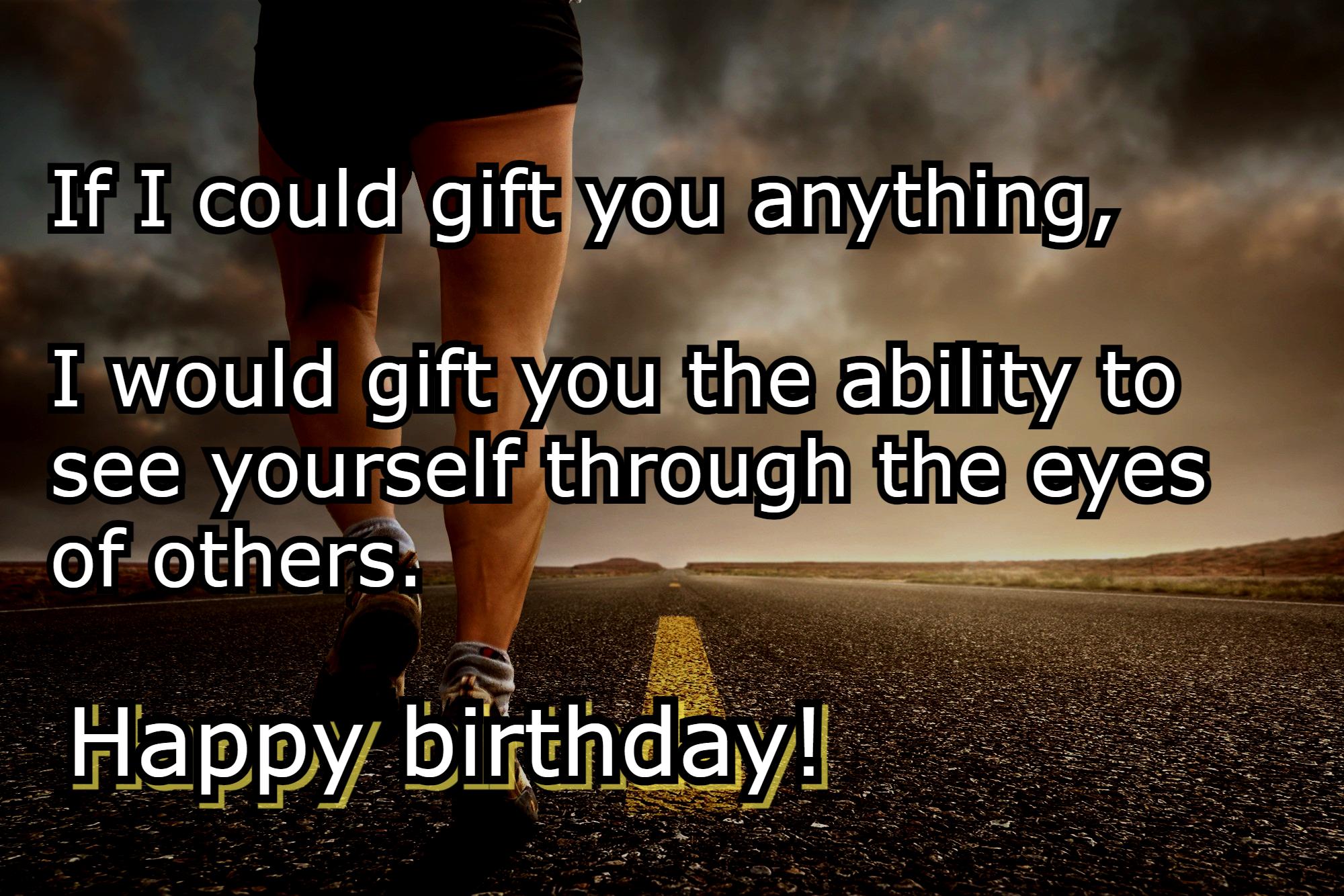 Motivational and Inspirational Birthday Status