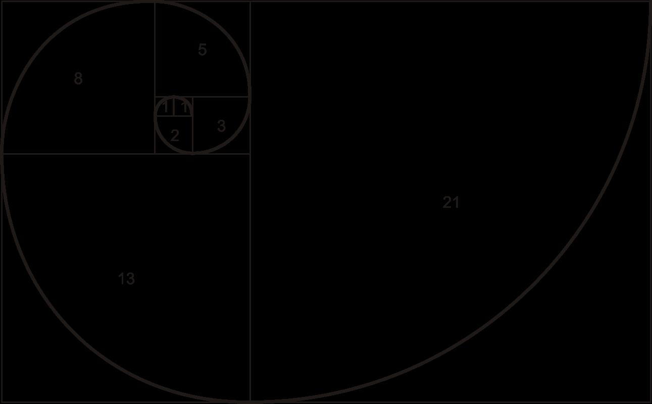 Diseno Gr 224 Fico Ehf Fibonacci