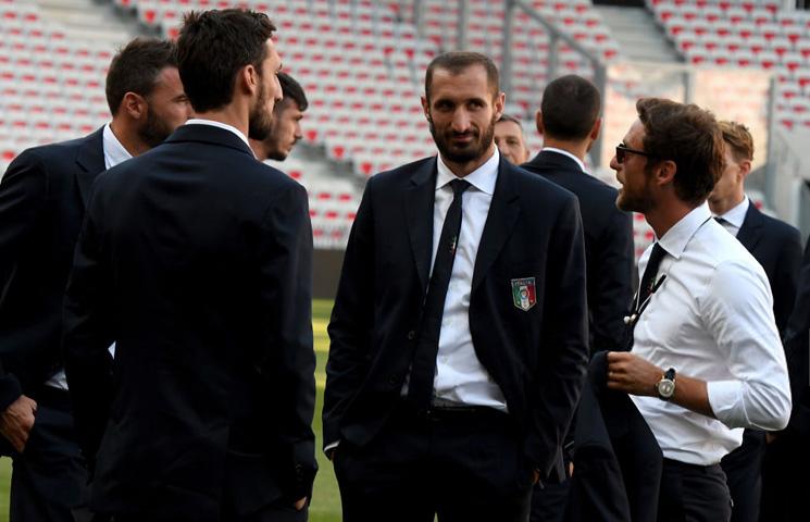 "Chiellini: ""Poraz će pomoći Juventusu"""