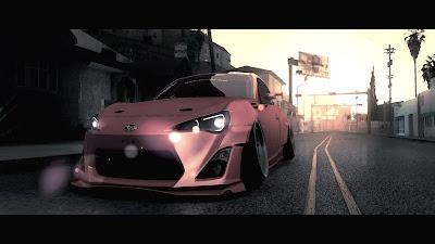 GrayShades ENB For GTA San Andreas Pc