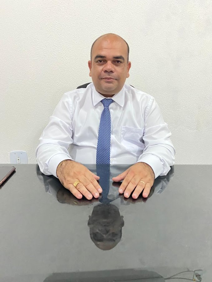 Sob o comando do presidente Júnior Moraes, Câmara Municipal de Brejo faz a primeira sessão do ano.