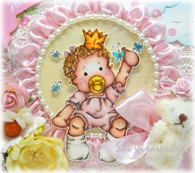 Magnolia Baby Girl Tilda
