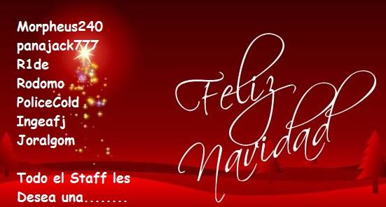 Feliz Navidad 2016 Para Todos Nuestros Visitantes !!!!