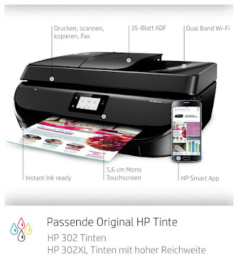 HP officejet 5230 Treiber