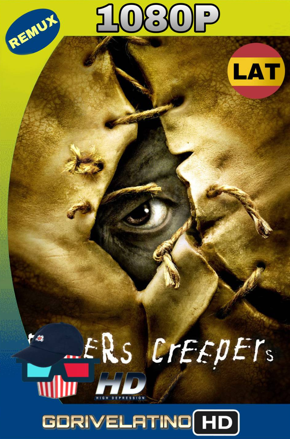 Jeepers Creepers (2001) BDRemux HD1080p Latino-Ingles MKV