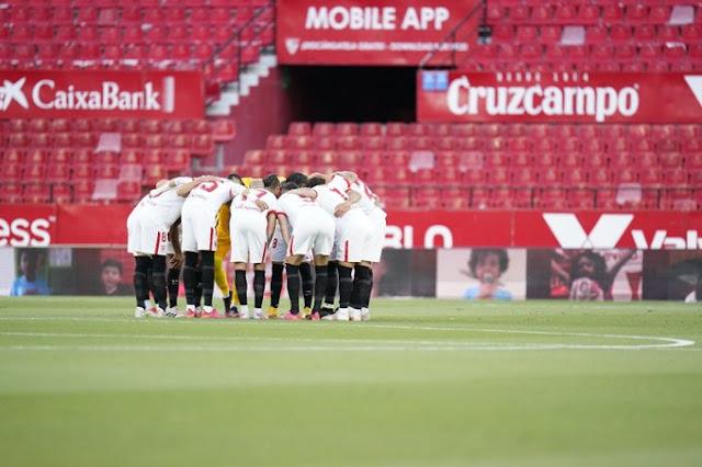 Crónica Sevilla FC 1 - Alavés 0