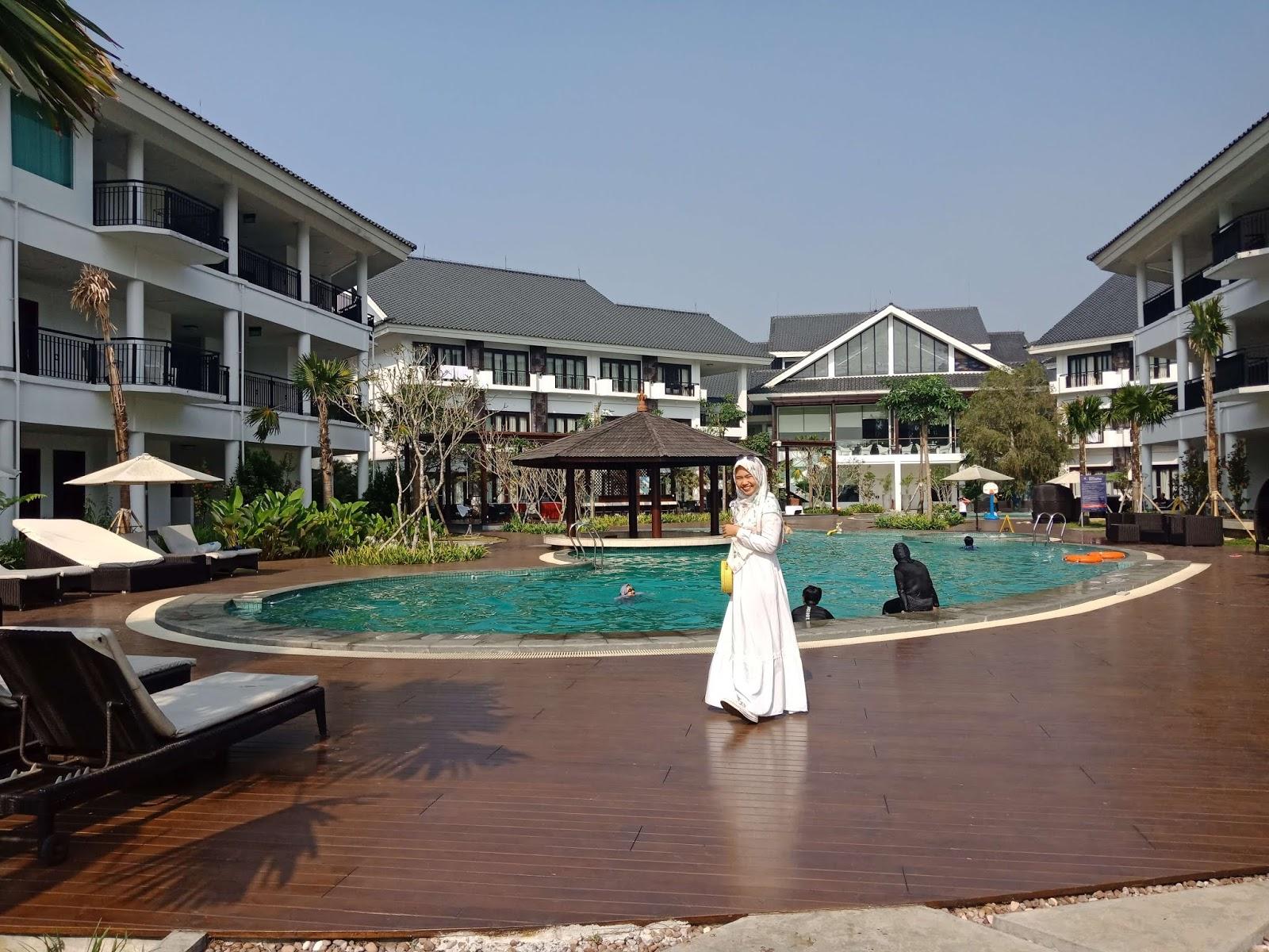 review lido lake resort, review hotel di bogor, rekomendasi liburan keluarga di bogor, menginap di bogor