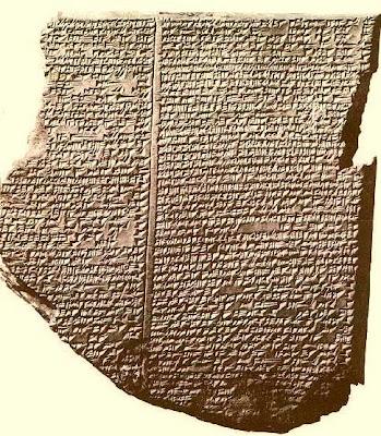 Poemagilgamesh - El Arca de Noé