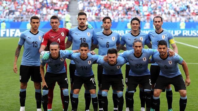 Uruguay-Huitièmes