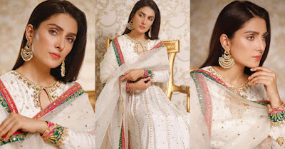 Ayeza Khan Beautiful Eid-ul-Fitr Pictures